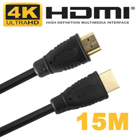 4K HDMI Cable 15m